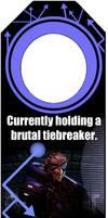 Garrus Hanger 2: Tiebreaker