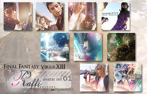 FF Versus XIII avaset by Raffi-nyaunyau