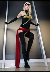 Ms. Marvel by Raffi-nyaunyau