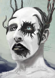 Marilyn Manson by Stanivuk