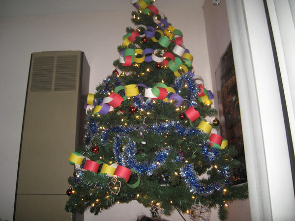 Ghetto Christmas Tree by izzamistysky1 on DeviantArt
