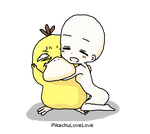 Psyduck Hug Base