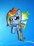 Windows 7 - Microsoft Pony