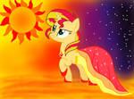 Sunset Shimmer, Dress