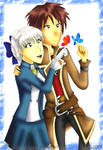 AT-Yuri and Alice