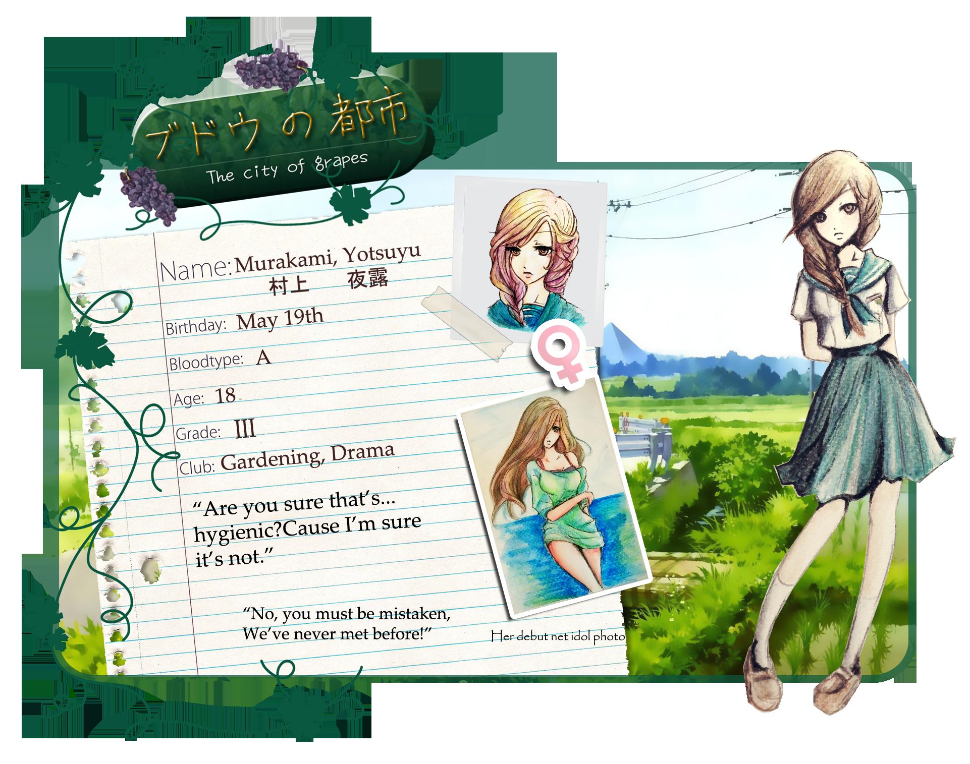 Yotsuyu App by Healing-Shuriken