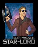 Burt Macklin: Star-Lord