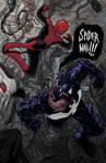 FFH Spider-Man vs Venom