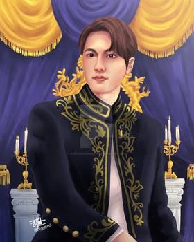 Europe - Javanese King