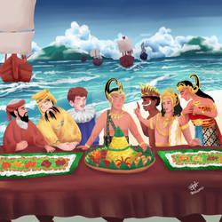 Equator Supper