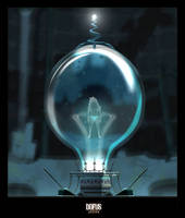 Color bulb Dofus Livre 1 Julith by Inkola