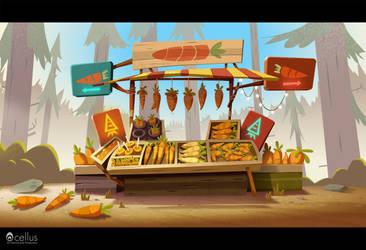 carrots shop by Inkola