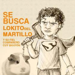 Eduamerica Toons 2 - loco del martillo by ALONESPINOXA