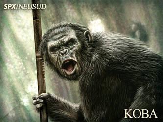 KOBA - By ALONESPINOXA by ALONESPINOXA