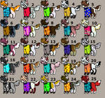 [OPEN 15/25] Cheap jersey dogs 5pt by Revenade