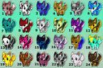 [OPEN 22/24] Cute Kitties 15pts by Revenade