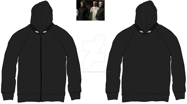 Kaled Military Elite Scientifitic Corps hoodie by Chroniton8990
