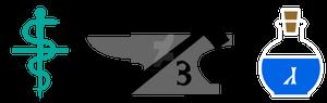 Ithron Other Major Guild logos