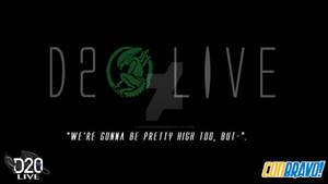 D20 Live ConBravo 2013 Alternate Title card