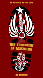 The Footprint of Mussolini faux front cover