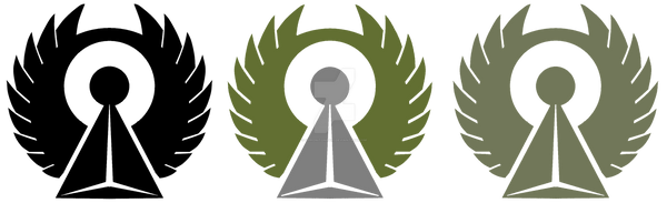 Vulcan-Romulan Reunification Movement logo