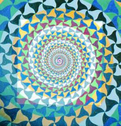 Movement Mandala by HaraldOstbye
