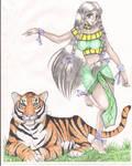 Colored Line Art 7- Otaku1811