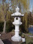 Lantern Under Willow