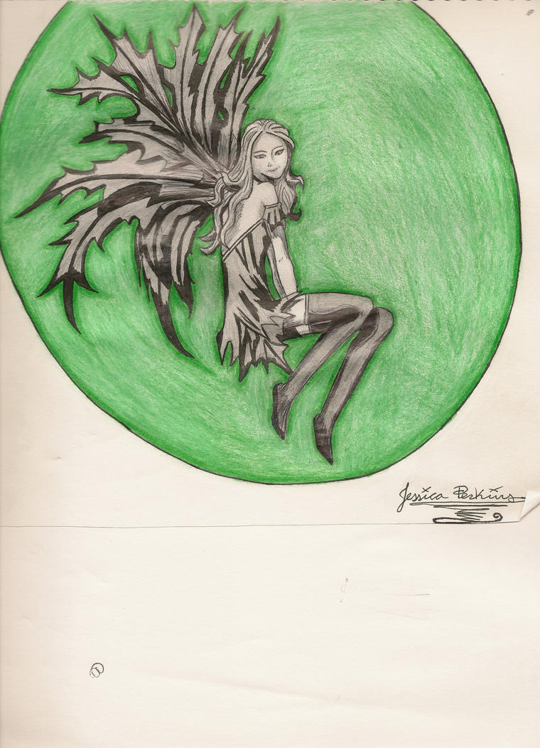 Faerie of the Emerald Moon by yaoiofthewindclan13