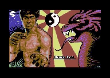 Bruce Lee by jslptv