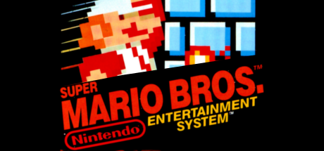 Super Mario Bros. NES Steam Grid Image by t0xiccarnage