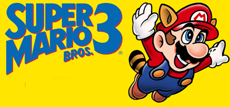 Super Mario Bros. 3 Steam Grid Image by t0xiccarnage