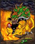 Super Smash Bros Ultimate Bowser