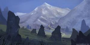 Mountaaanz by YogFingers
