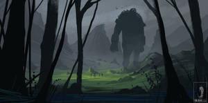 The Dark Giant