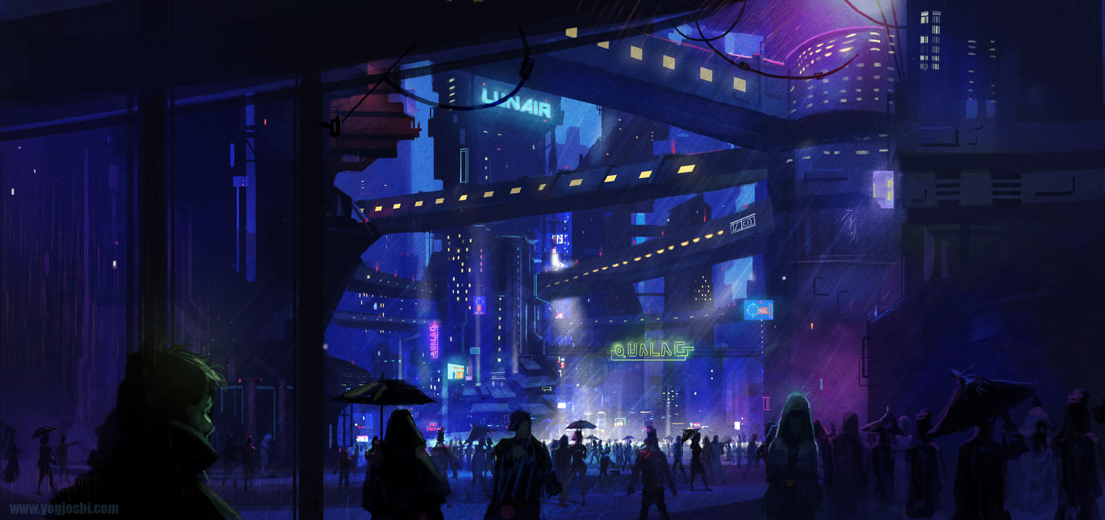 City Below Final 2 Yog Joshi by YogFingers