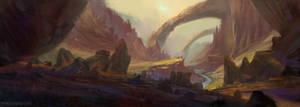 Battle Creek by YogFingers