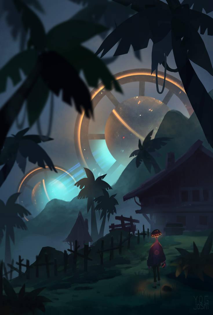 Portal by YogFingers