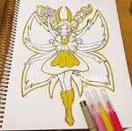 Star Butterfly Transformation