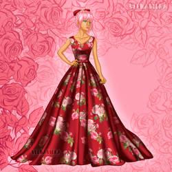 Mistress Rose by VeenaViera