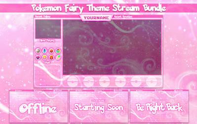 Fairy Pokemon Overlay Package
