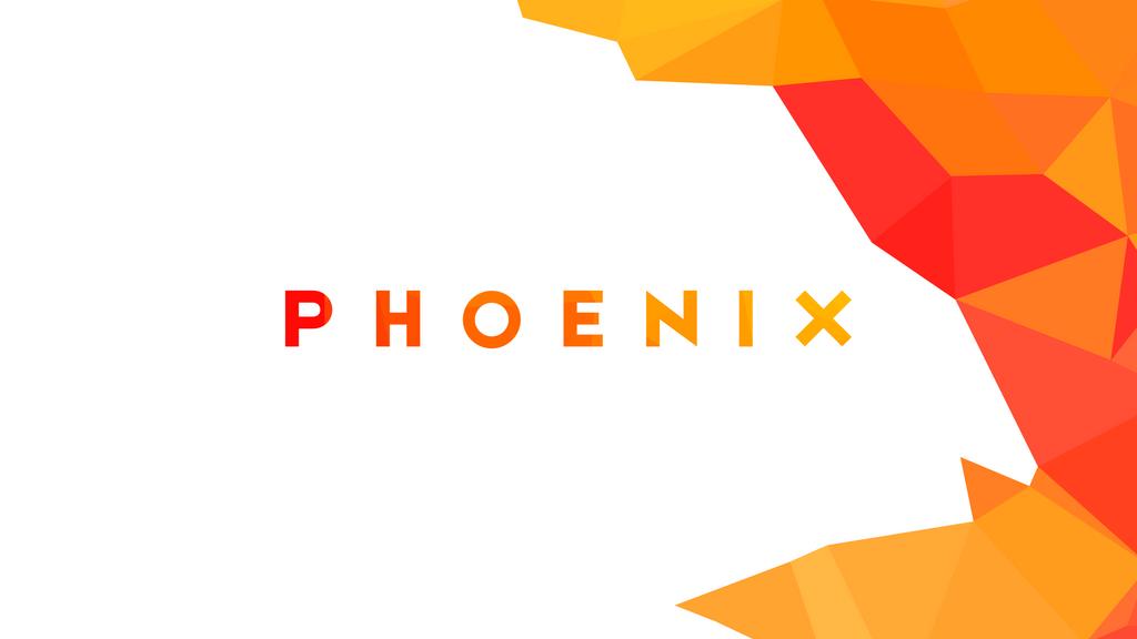 Phoenix Low Poly by AscendingPhoenix