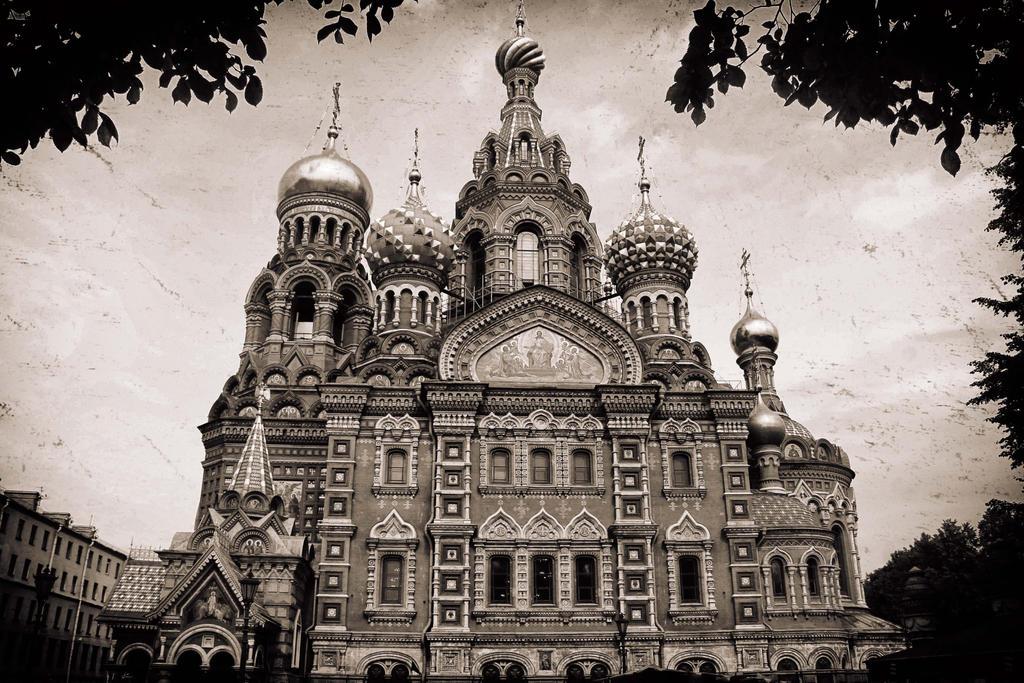 St. Petersburg  Savior on Spilled Blood by Galiades