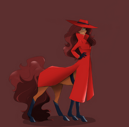 Centaurverse 1: Carmen