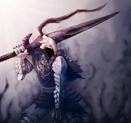 Artorias the Abysswalker by emptee182