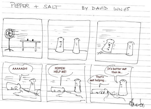 Pepper and Salt - Issue 06