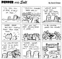 Pepper and Salt - Issue 47 by theoldbean