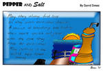 Pepper and Salt - Issue 54