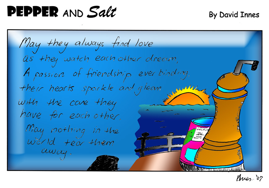 Pepper and Salt - Issue 54 by theoldbean