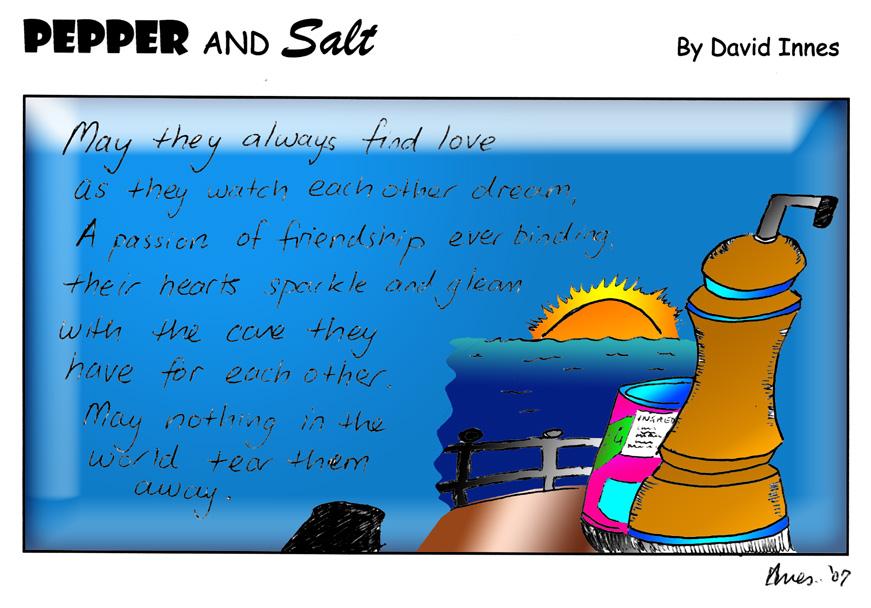 Pepper and Salt - Issue 54 by theoldbean